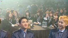 ♡170119♡ Kyungsoo at 26th Seoul Music Awards