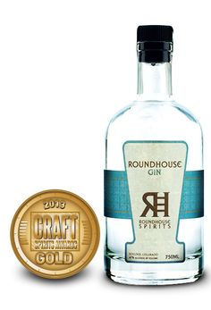 2013 International Craft Spirits Awards Competition | Roundhouse Gin