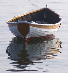 on reflection, there's nothing quite so much fun as messing around in boats