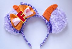 Figment Inspired Mickey Mouse Headband
