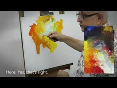 A Sample Video Lesson of Palette Knife oil painting by Leonid Afremov . You can purchase the entire lesson package here https://afremov.com/Online-Video-Less...