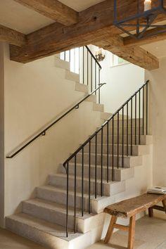 stone staircase  Pedernales | Ryan Street & Associates