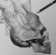 ... Tattoo on Pinterest   Skull drawings Tattoo sleves and Skull tattoos