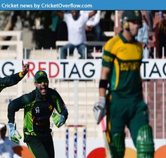 Spinners made Pakistan's victory over South Africa.  Pakistan come back in the most emphasized culture from its horror loss to South Africa in the first of five One-Day Internationals with a convincing 66-run win in the second match in Dubai on Friday (November 1), and may well have chuck out some diamonds from the first game in Sharjah two days ago.  http://cricketoverflow.com/spinners-made-pakistans-victory-over-south-africa/