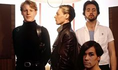 The Human League : Starting XI - God Is In The TVGod Is In The TV