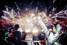 Watch This: Knife Party Preview Collaboration With Tom Morello At Moonrise Festival