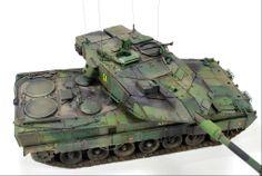 Stridsvagn 122 1/35 Scale Model