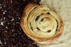 L'escargot rhum raisins - Du pain et Des Idees
