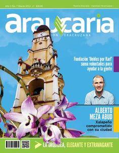Revista Araucaria Clic en la portada para leer la edición digital.