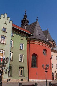 Old Town Krakow, Poland
