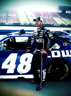 Jimmie Johnson - March 2013