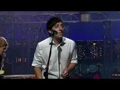Grizzly Bear - Two Weeks (live on Letterman).