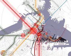 pedestrian circulation diagrams - Google Search