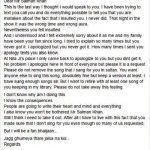 Arijit Singh apology open letter to Salman Khan