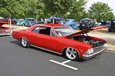 66 Chevelle ... The classic muscle car....  Ar Ar Arrr Ar