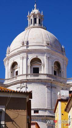 Igreja São Vicente de Fora, Lisboa.