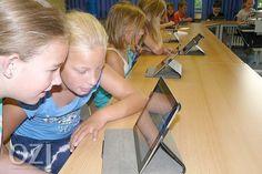 Kids am iPad