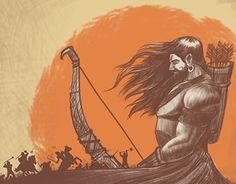 "Check out new work on my @Behance portfolio: ""Mahabharat Sketch"" http://be.net/gallery/54146387/Mahabharat-Sketch"