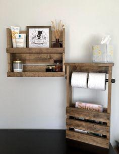 Bathroom set, Bathroom shelf, Toilet paper holder, Bathroom storage wall mounted shelf and free standing double toilet paper hardware pipe