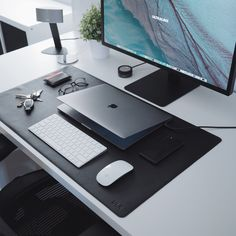 Leather desk mats from @ulxstore. Perfect for any workspace. Link in bio - ultralinxstore.com