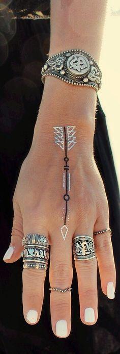 boho, feathers + gypsy spirit Jewels, Jewellery, Fashion, Free Spirit, Boho. Ring. Bracelet. Flash Tattoo  www.livewildbefre...  Cruelty Free Lifestyle & Beauty Blog. Twitter & Instagram @livewild_befree