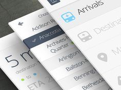 25 Beautifully Designed User Interfaces | From up North