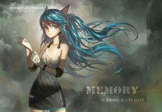 Fonds d'écran Manga > Fonds d'écran Divers - Filles Wallpaper N°374764 par vampirechick - Hebus.com