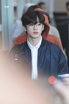 at ICN airport back from Japan - Kim Yohan A Love So Beautiful, Love U Forever, 3 In One, Asian Boys, My Boyfriend, Photo Cards, My Boys, Rapper, Hot Guys