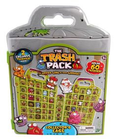 Newest Collectable Toys for Kids - The Trash Pack Trashies
