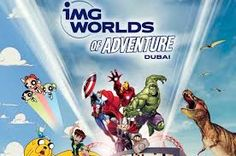 IMG Worlds of Adventure is the largest temperature controlled indoor themed entertainment destination in the world, covering an area in excess of 1.5 million square feet. Read more - http://www.atlantasafaridubai.com/ Call us: +971529202233 / booking@atlantatours.ae