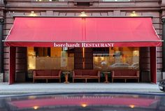 Borchardt - VIP dining in Germany's capital