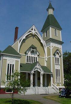 Chapel on the Vineyard, Martha's Vinyard