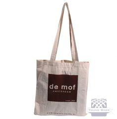 Canvas shopper De Mof Tote Bag, Canvas, Bags, Tela, Handbags, Totes, Canvases, Bag, Tote Bags