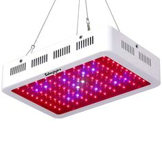 Dimmable 1000w LED Grow Light Vollspektrum Pflanzenlampe Indoor VEG Bloom Lampe