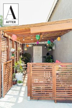 Makeover: A Dull Driveway is Now Super SoCal Cool | Apartment Therapy