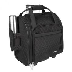 Travelon Wheeled Underseat Carry-On with Back-Up Bag - www.travelonbags.com