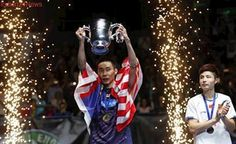 Lee Chong Wei wins fourth All England Championships title and says he'll be back