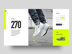 Nike Air Max 270 concept -- v3