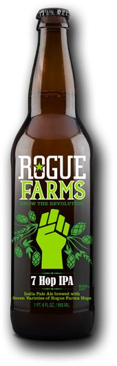 We get Rogue Ales again! Woohoo! This year they are bringing Honey Kolsch and Rogue Farms 7 Hop IPA. We've had the pleasure of tasting both of these beauties and they do not disappoint. Just read about the Beard Beer before you have it....please....for your own sake.