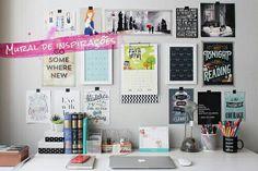 Crea y organiza tu escritorio