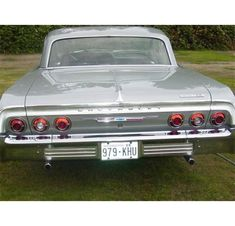 1964 Chevrolet Impala for sale in Cadillac, Michigan Chevy Diesel Trucks, 4x4 Trucks, Lifted Trucks, Ford Trucks, 1957 Chevrolet, Chevrolet Trucks, 63 Chevy Impala, Impala For Sale, Ford F Series