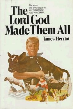 The Lord God Made Them All by Herriot, James 1st (first) Edition [Hardcover(1981/4/1)] , http://www.amazon.com/dp/B00C7EZKM0/ref=cm_sw_r_pi_dp_W7fZub1GK73CX