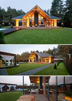 Luxury Chalet Design