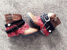 Custom Boot Accessories  Boot Jewelry  Gypsy by ShopKimNicoleNow