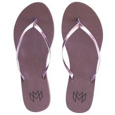 ce59cd11712c Malvados Lux in Sportlight Luxury colored diamond textured flip flop with  soft vegan PU metallic strap. MALVADOS Flip Flops   Sandals