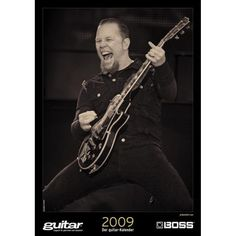 guitar Kalender 2009, 5,00 €