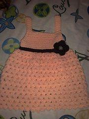 Ravelry: modified abigail dress pattern by Kate Monaco