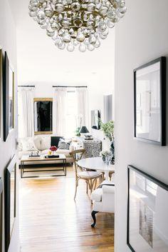 grand, upscale new york apartment