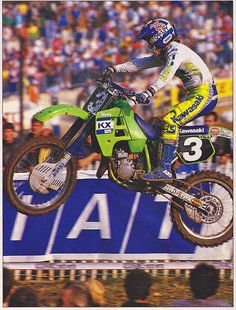 Jeff Ward - 1988