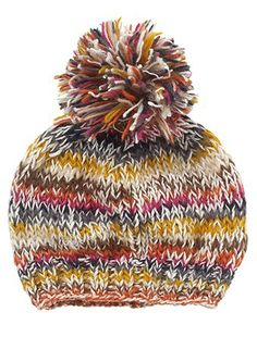 People Tree Banana Knit Bobble Hat  fashiontakesaction 58cc104b460f